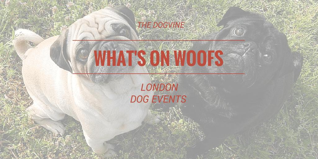 London Dog Events Calendar
