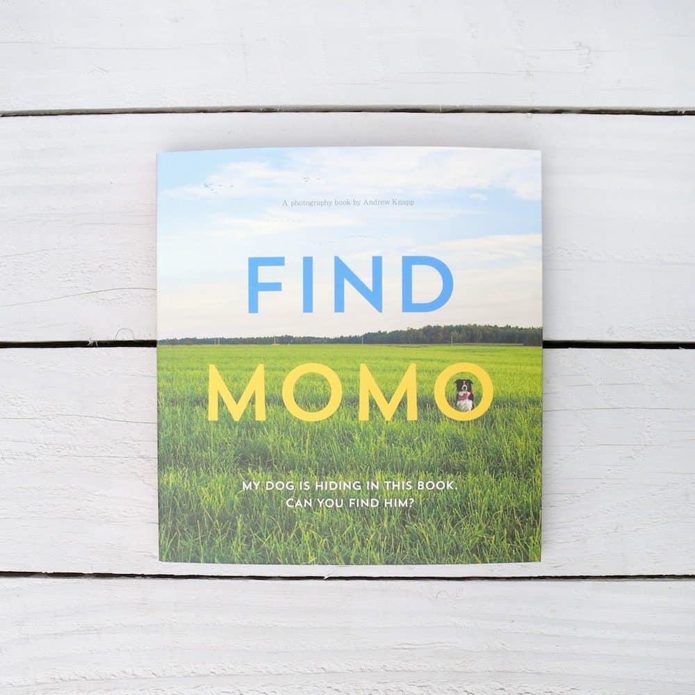 The Dogvine Christmas Gifts for Dog Owners - Find Momo Book