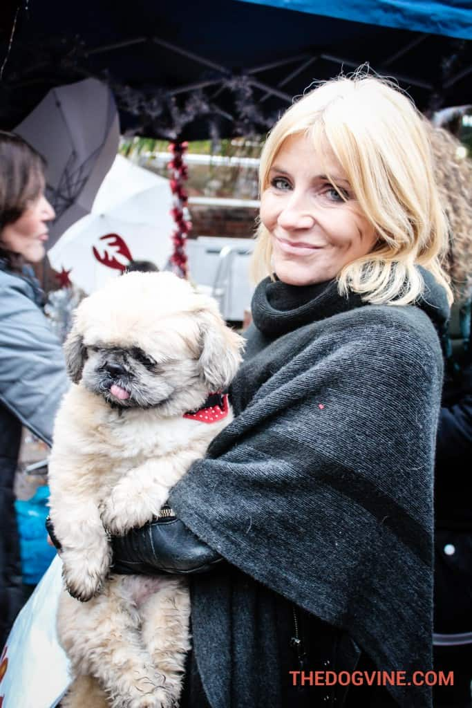 Michelle Collins - Santa Paws Fair