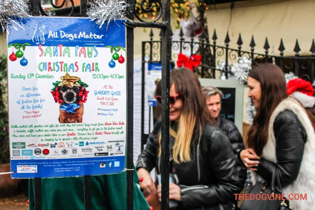 Santa Paws Fair & Grotto