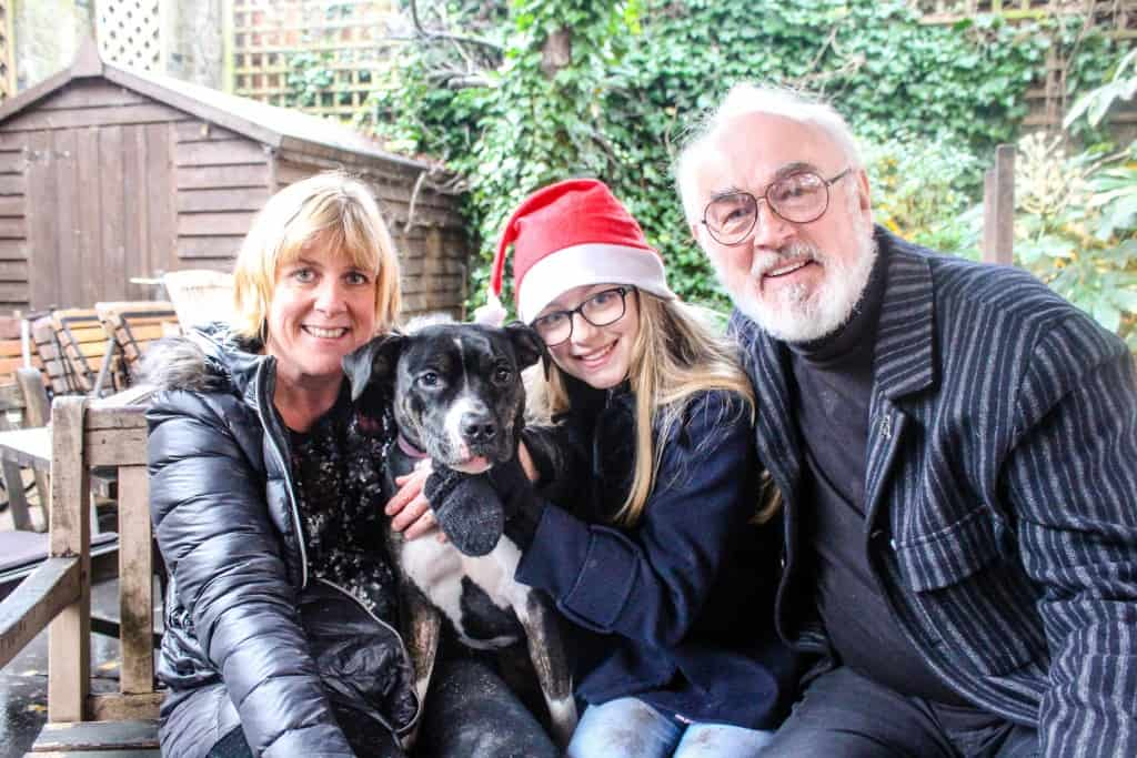 Peter Egan - Santa Paws Fair