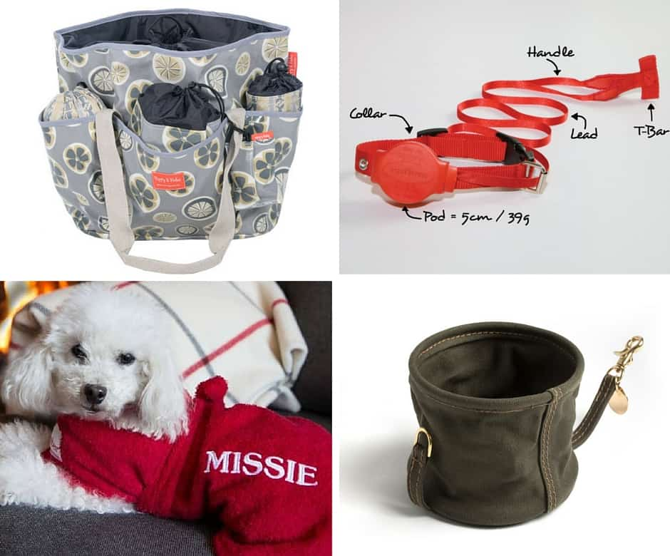 Christmas Gifts for Dog Lovers - Useful and Stylish