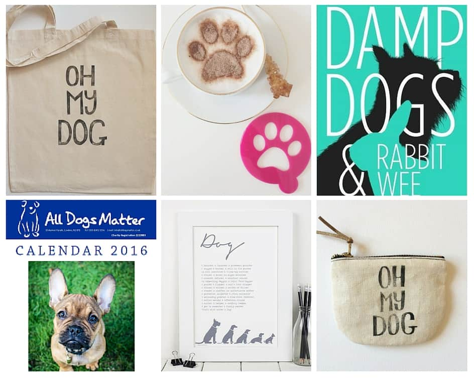 Stocking Fillers - Christmas Gifts For Dog Lovers