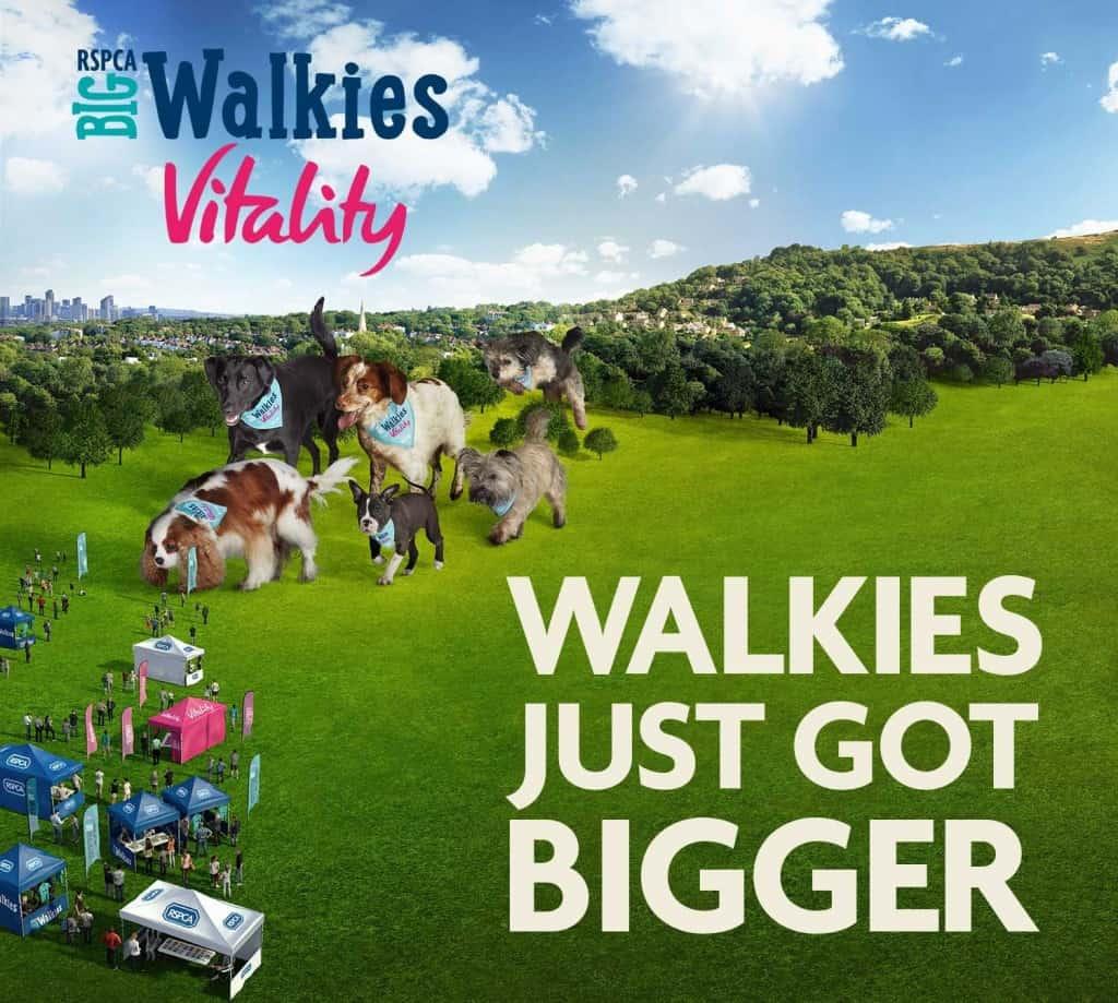 RSPCA Big Walkies 2016