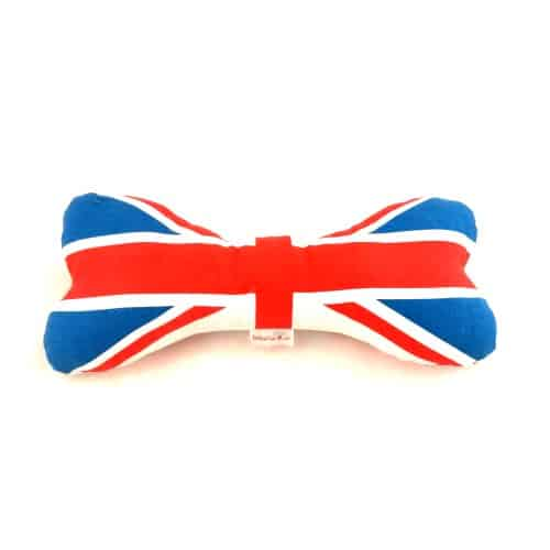Bow Wow London Union Jack Bone - Patriotic Pooch