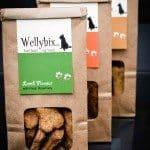 Wellybix Hand Baked Dog Treats