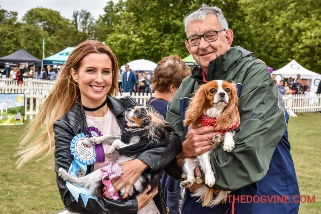Pup Aid - Lucy The Rescue Cavalier and Sophie - Puppy Farm Survivors