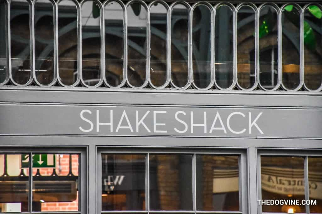 The Dogvine Airbnb Insider Guidebook 4 - Shake Shack