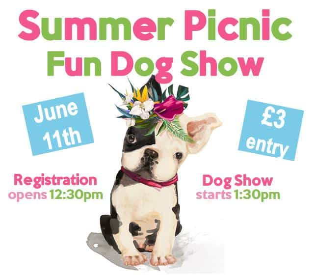 HGS Residents Summer Dog Show