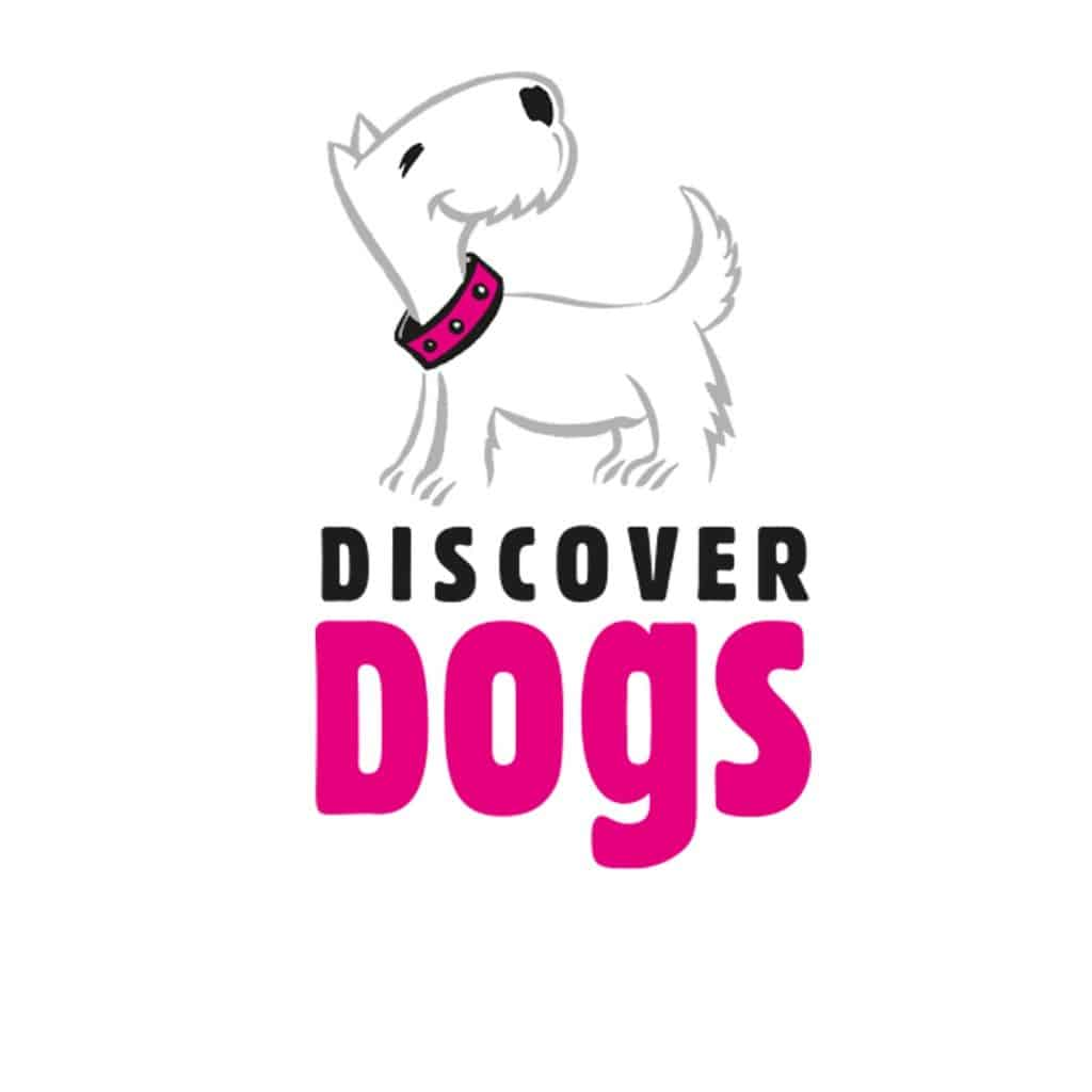 Discover Dogs Logo
