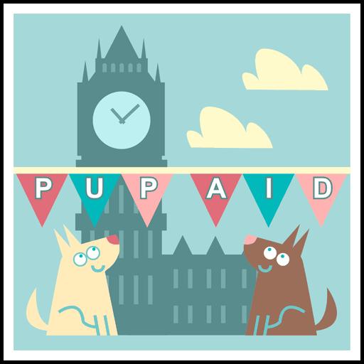 Pup Aid Logo