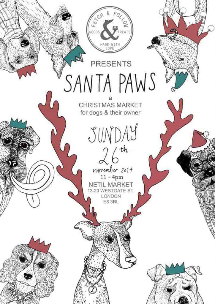F&F Santa Paws Christmas Market Final 2