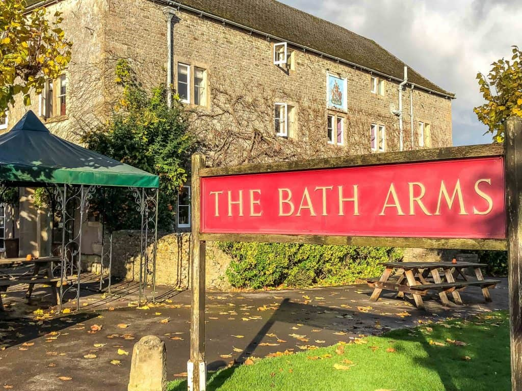The Dogvine - The Bath Arms 79
