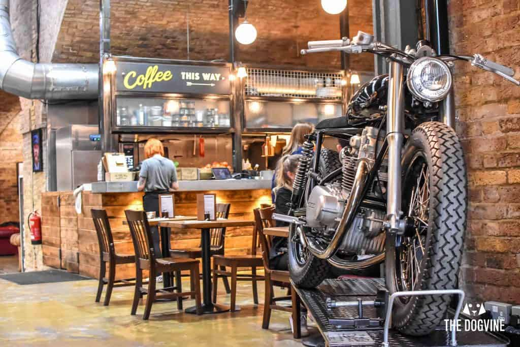 Dog-Friendly Shoreditch Mutts and Motorcycles At The Bike Shed 11