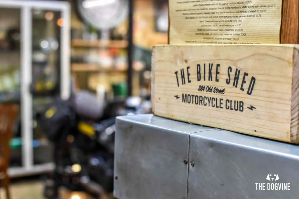 Dog-Friendly Shoreditch Mutts and Motorcycles At The Bike Shed 23