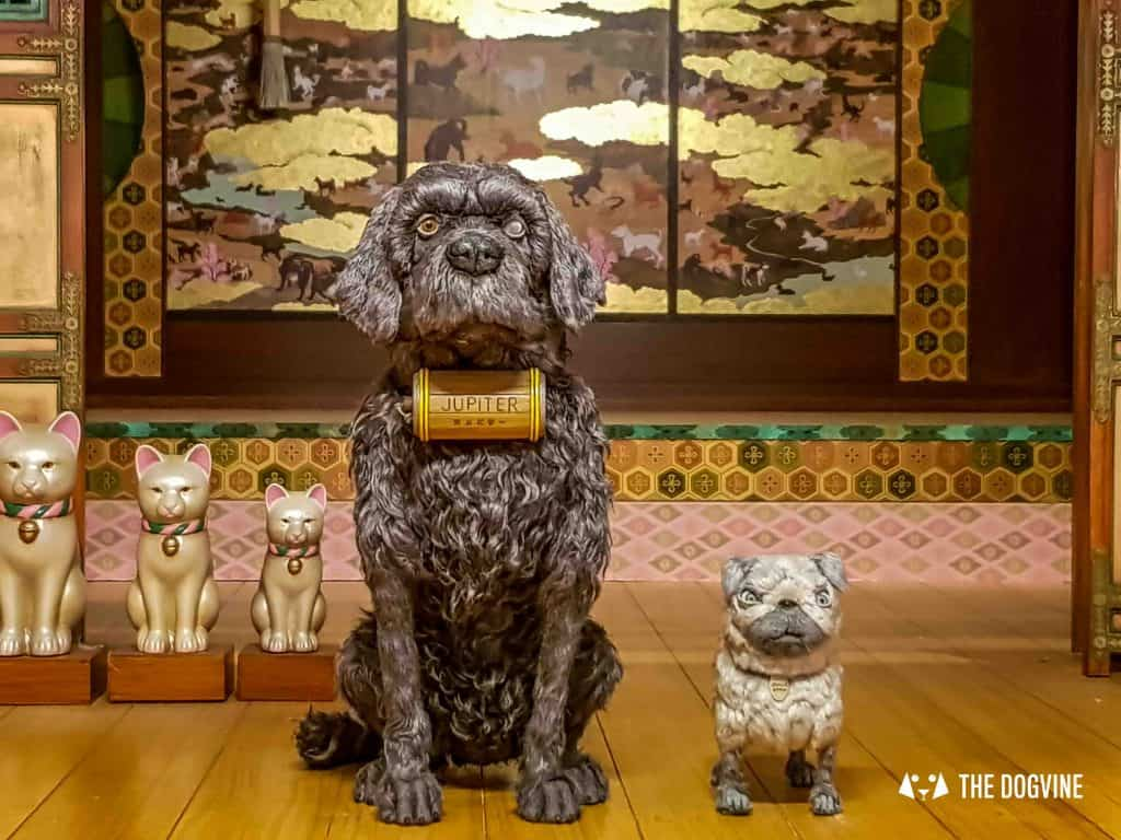 The Dogvine - The Isle of Dogs Exhibition 11