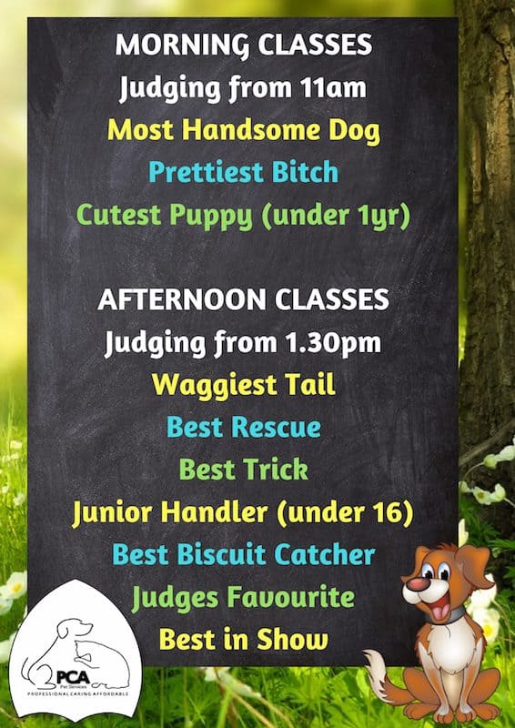 London Dog Shows - Bark In The Park Dog Show Spring 2018