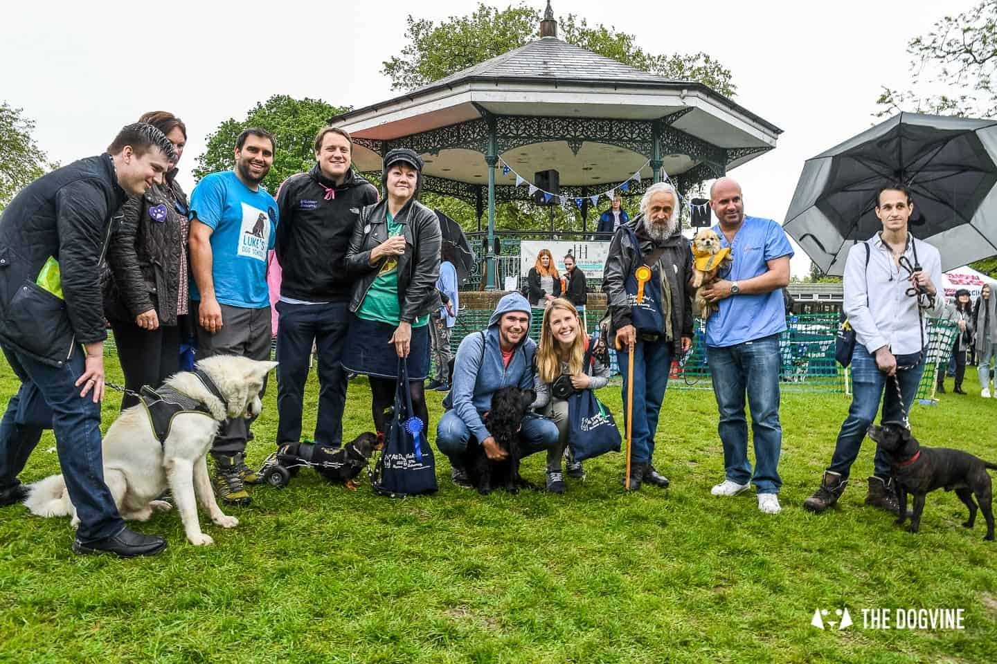 London Dogs At The Great Hampstead Bark Off 2018 193