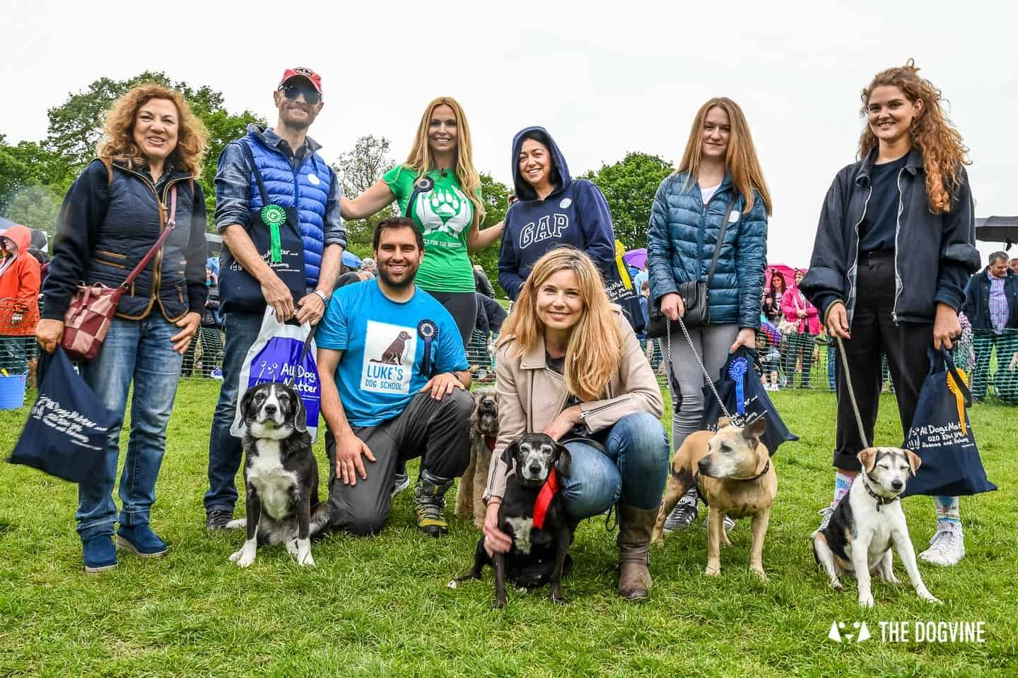 London Dogs At The Great Hampstead Bark Off 2018 83