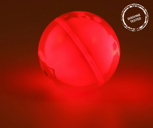 Christmas Dog Gifts - Glow Ball