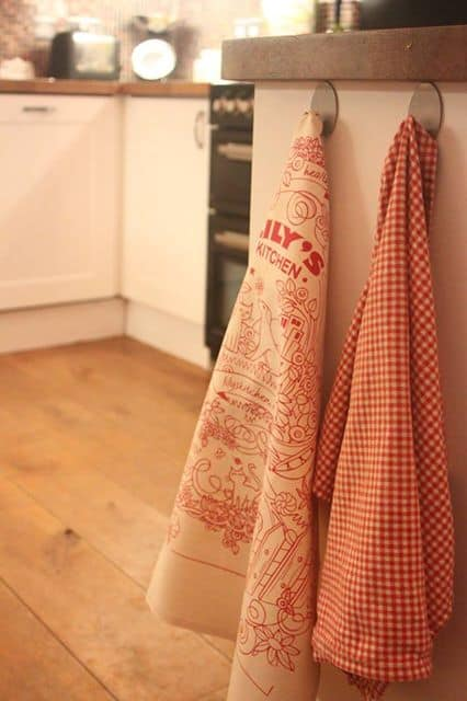 #GivingTuesday - Lily's Kitchen Tea Towel