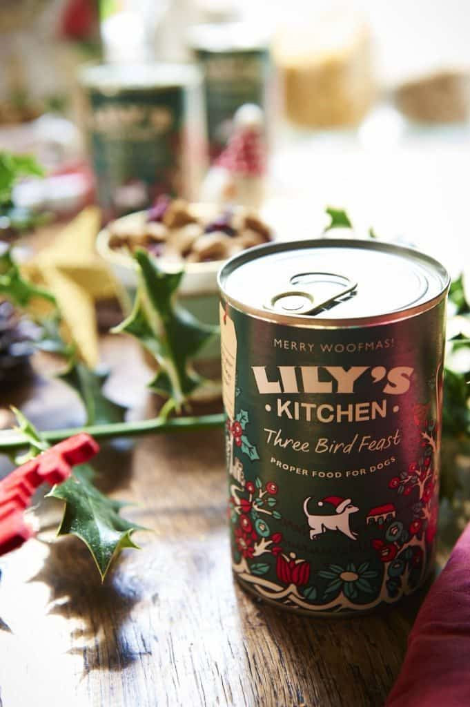 #GivingTuesday - Lily's Kitchen Three Bird Feast