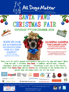 Santa Paws Christmas Fair