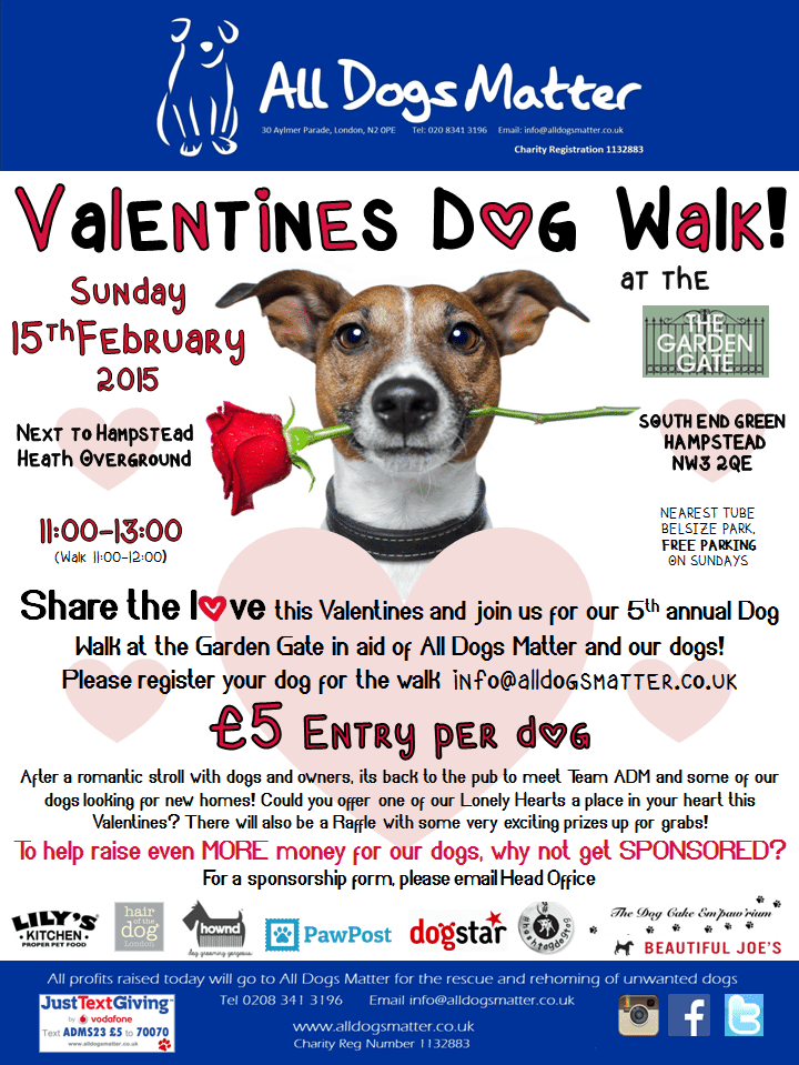 What's On: Valentines Day Walk 2015