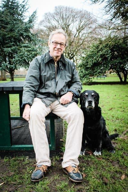 Wandsworth Park's Oldest Dog
