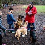 All Dogs Matter Valentines Walk