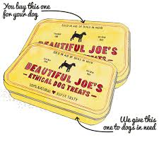 Beautiful Joes: Pawpost Monthly Pet Box