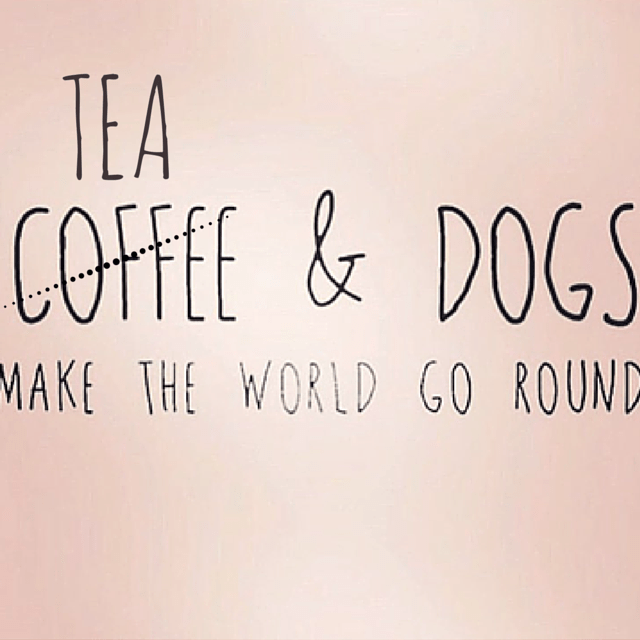 Tea and Dogs - Alpenfraulein Dog Mugs