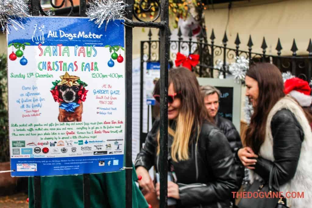 Santa Paws Fair & Grotto