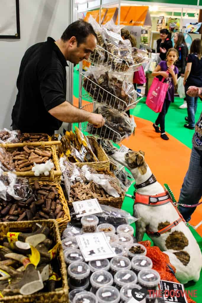 Shopping at The National Pet Show