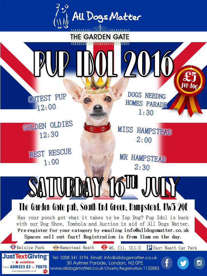 Pup Idol 2106