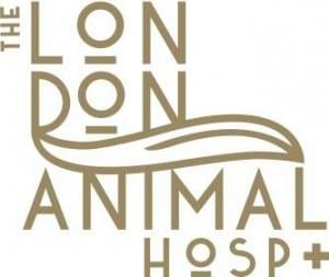 The London Animal Hospital Logo