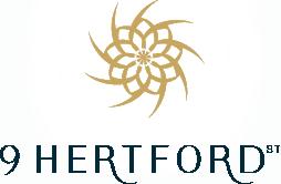9 Hertford Street Logo