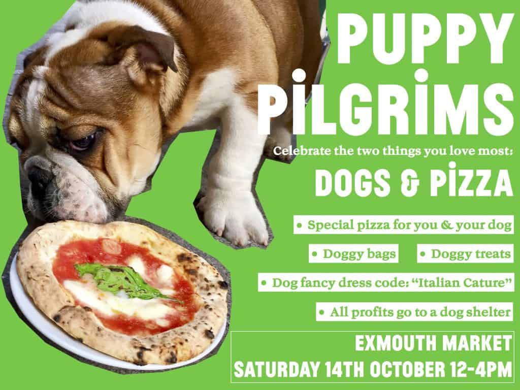 Puppy Pilgrims - October 2017 Events Agenda For London Dogs