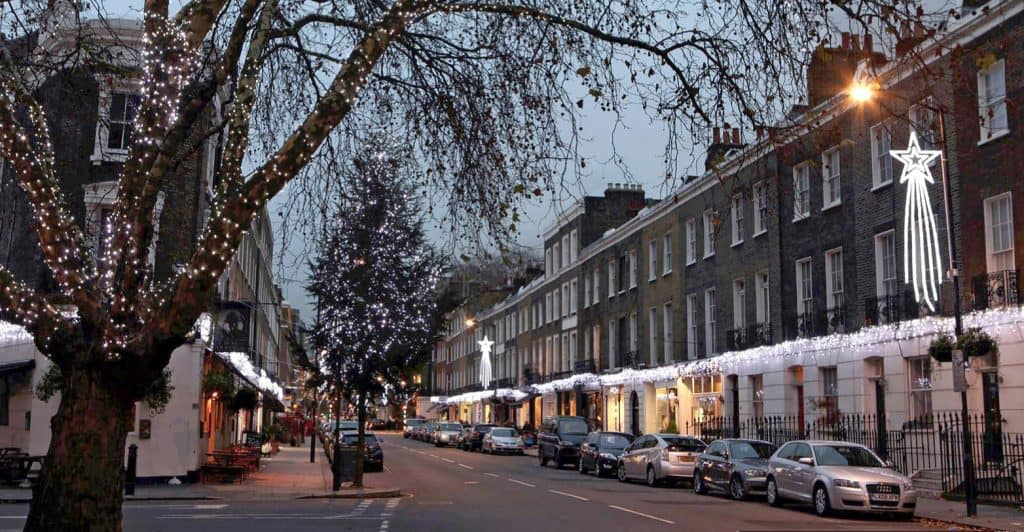 Connaught Village Christmas resized