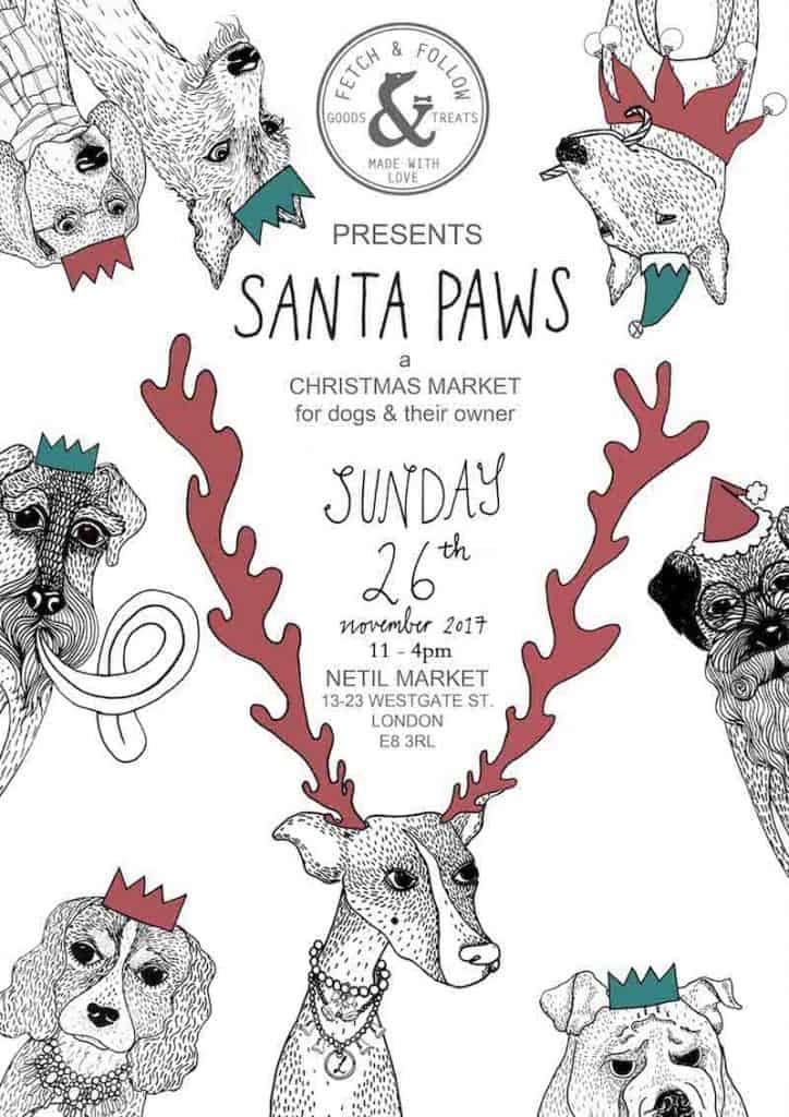 F&F Santa Paws Christmas Market Final 2