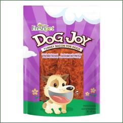 Freshpet Food Dog Joy Turkey Bacon Treats