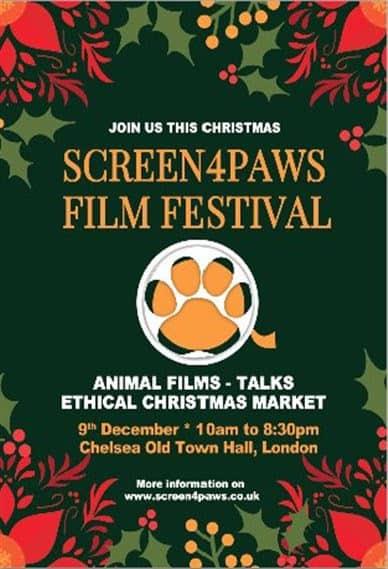 Screen4Paws Film Festival