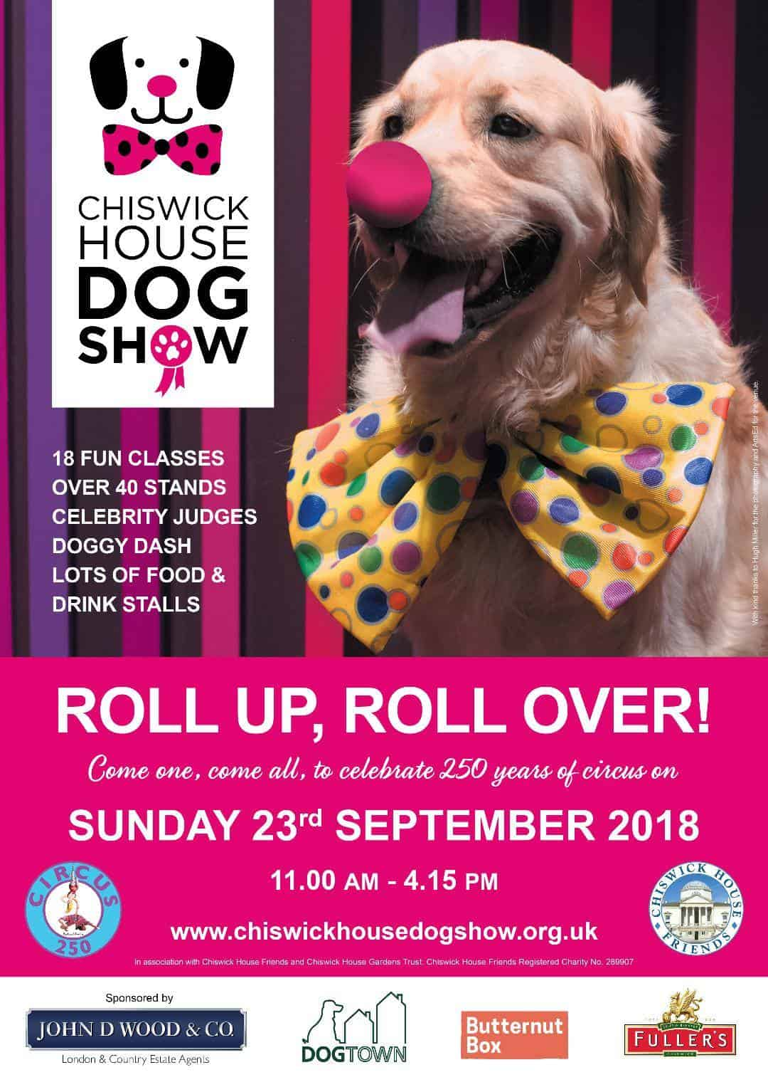 Chiswick House Dog Show 2018
