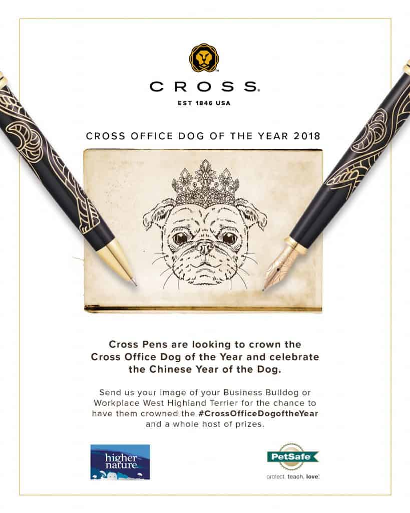 Cross Office Dog Of the Year 3