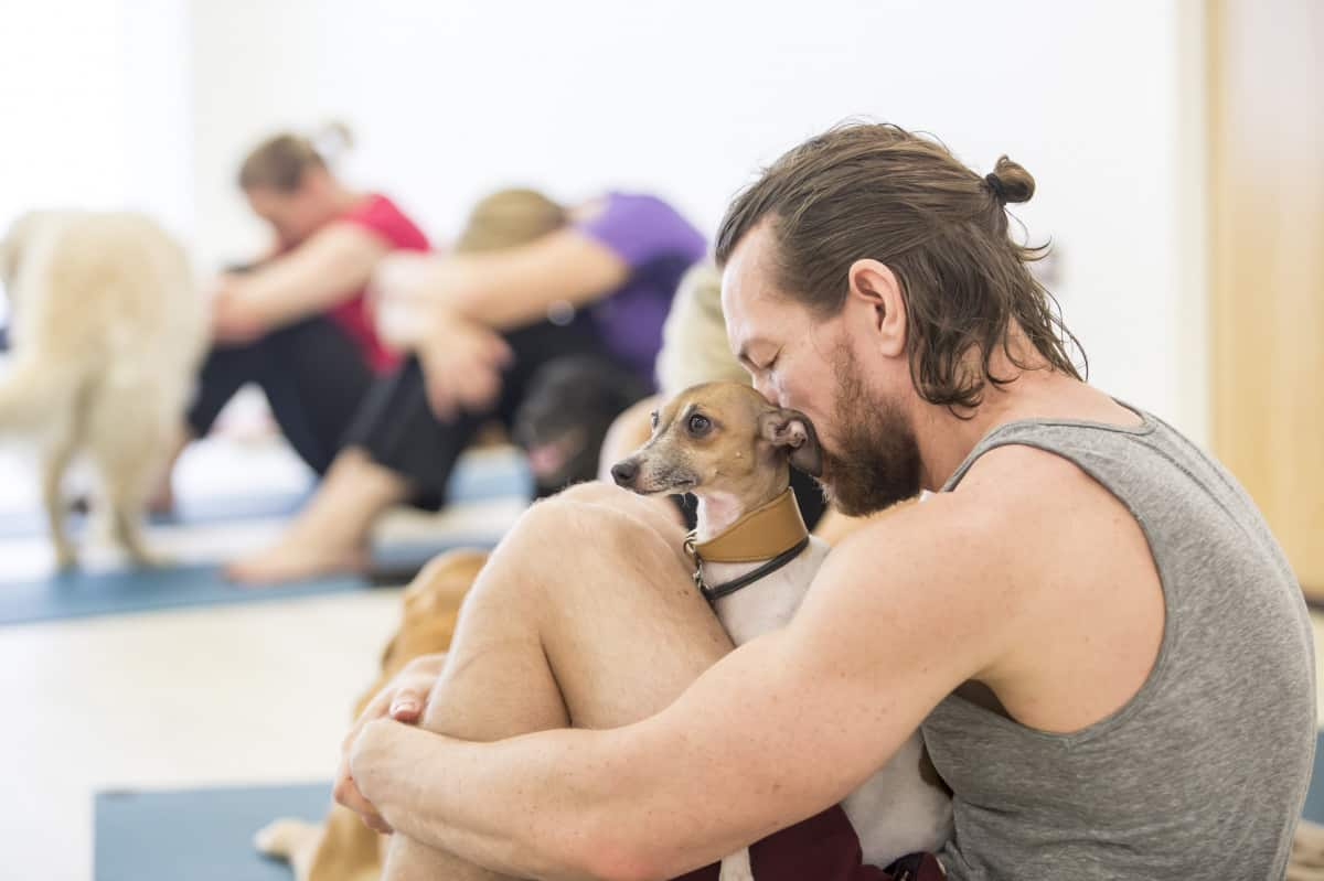 Doga - Yoga With Dogs 1