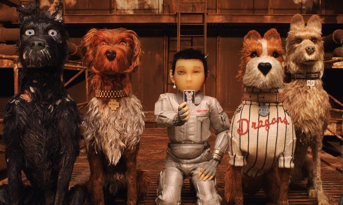 London Dog Events - Dog-Friendly Cinema Isle of Dogs At Picturehouse Greenwich
