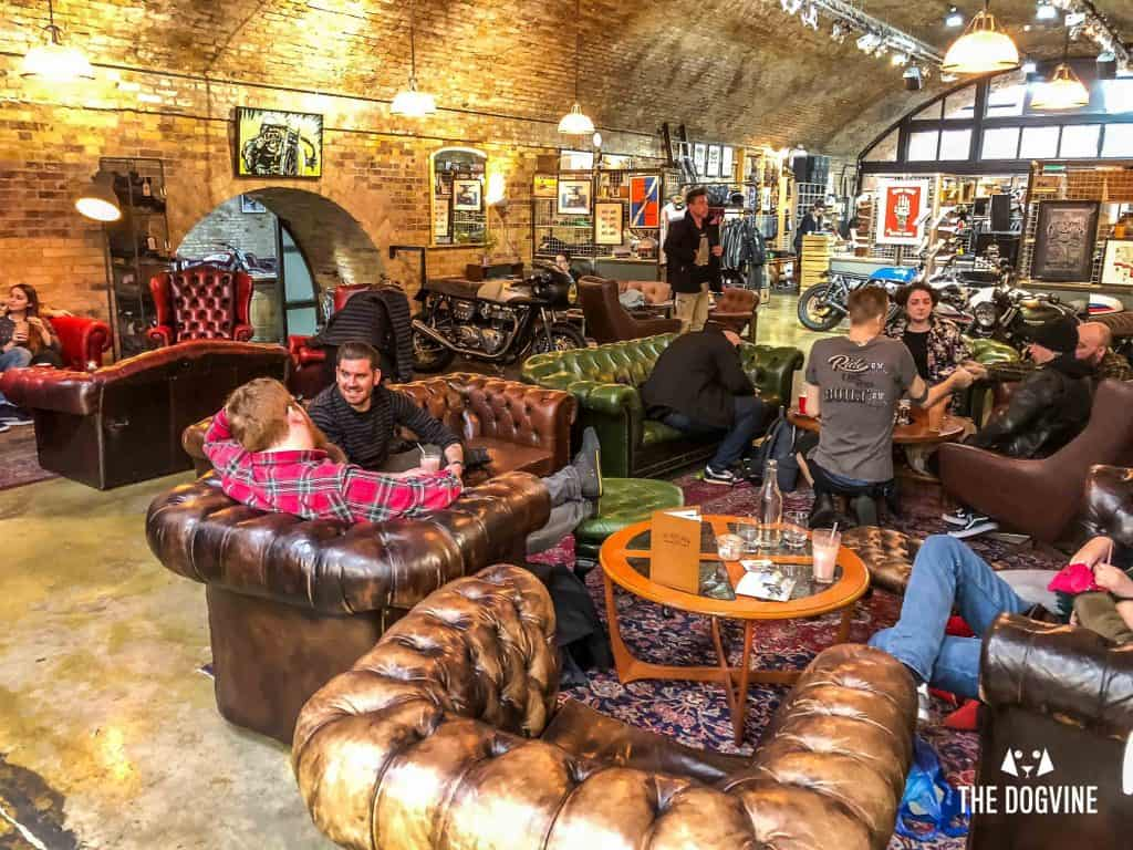 Dog-Friendly Shoreditch Mutts and Motorcycles At The Bike Shed 32