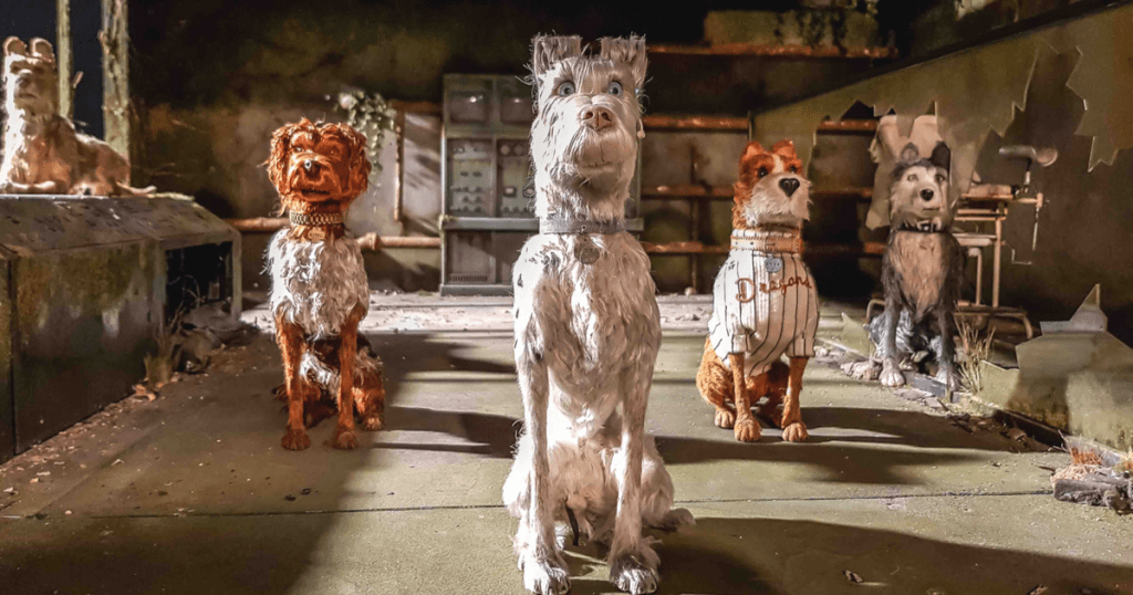 The Isle of Dogs Exhibition | A Look Behind The Scenes