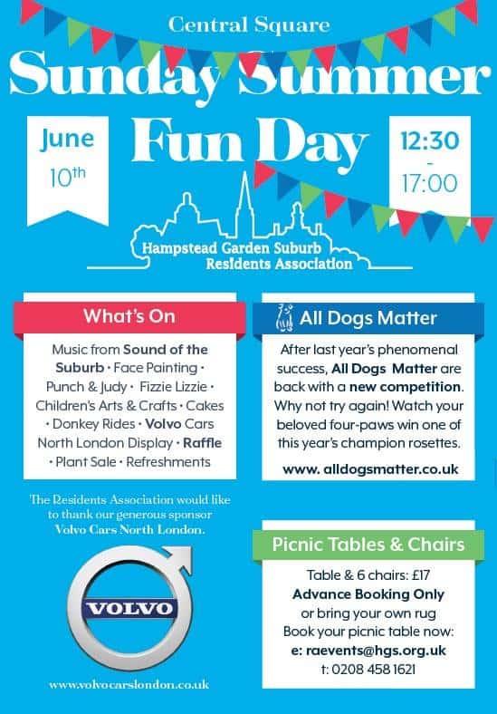 London Dog Events - Sunday Summer Fun Day Dog Show
