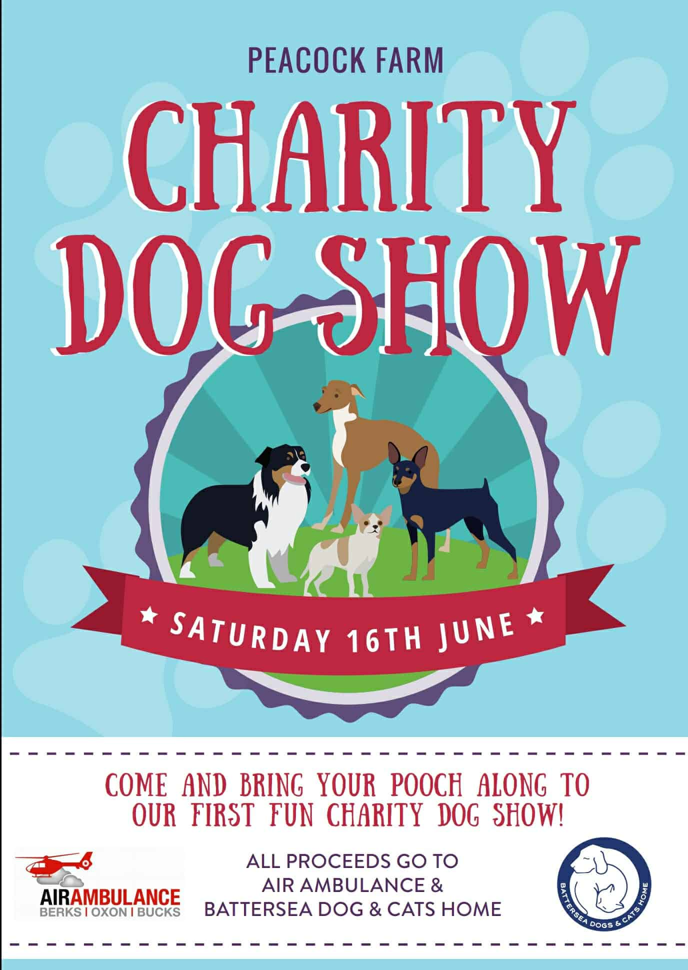 London Dog Shows - Peacock Farm Dog Show - London Dog Events